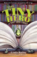 book cover for Tiny Hero